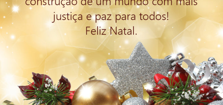 Feliz Natal 2019